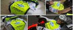 New Hansbike equipment!