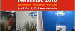 CERAMITEC 2018
