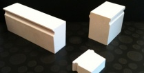 High density alumina linings. XIETA® - 92