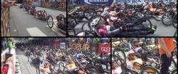 Handbike 2017.Heidelberg (Germany)  Maxi Marathon