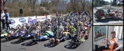Race in Rosenau European Circuit, France